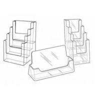 Acrylic Stand / Leaflet Holder