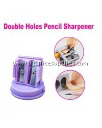 DAIMARSE DMS-078 DOUBLE HOLES PENCIL SHARPENER