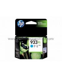 HP 933XL ORIGINAL CYAN INK CARTRIDGE - COMPATIBLE TO HP PRINTER 6100 / 7110