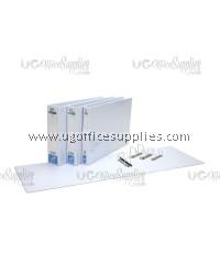 East File 2D Ring PVC File A4 (50mm)
