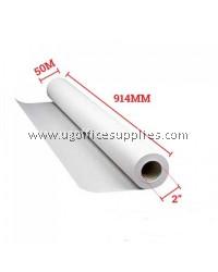 """PLOTTER PAPER AO+ 914mm(W) x 50m(L) x 2""""(C) - MOQ 3ROLL"""