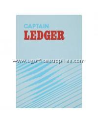 CAPTAIN LEDGER BOOK