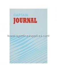 CAPTAIN JOURNAL BOOK