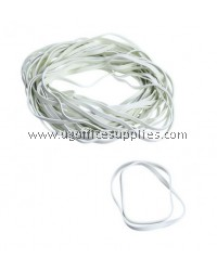 WHITE RUBBER BAND (200g)