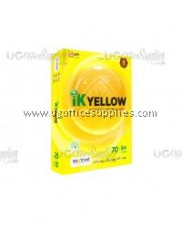 IK Yellow B4 Paper 70gsm (450's)