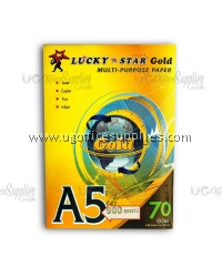Lucky Star A5 Paper 70GSM (900'S)