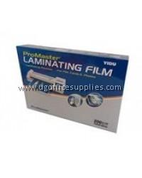 LAMINATING FILM PASS SIZE 75MM x 110MM (100pcs)