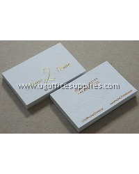 BUSINESS CARD WITH HOT STAMPING