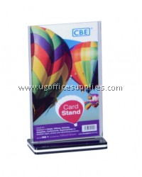 CBE 292 CARD STAND (105MM X 210MM)