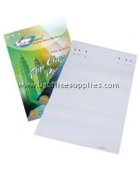 FLIP CHARTS PAPER PAD 3' X 4'(25'S)(990 X 685MM)