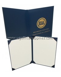 CUSTOMIZED PRINTING CERTIFICATE HOLDER
