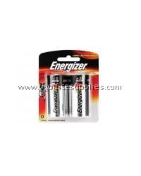 ENERGIZER BATTERY D (2PCS/PACK)