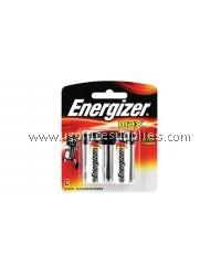 ENERGIZER BATTERY C (2 PCS/PACK)