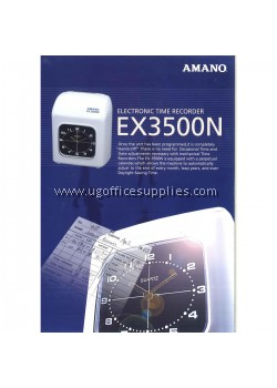 Amano Electronic Time Recorder EX-3500N