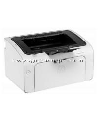 HP LaserJet Pro M12a Printer (Monochrome)