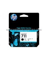 HP 711 Ink Cartridge (3WX01A) Black