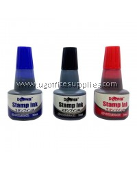 Dolphin Stamp Pad Refill Ink 30ml