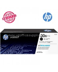 ( GENUINE ) 100% ORIGINAL HP 30X ( CF230X / CF 230X ) High Yield LaserJet Toner Black Cartridge For HP LaserJet Pro M203 / MFP M227 Printer