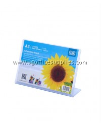 CBE L Shape Card Stand A5 (Horizontal)