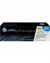 HP 125A ORIGINAL YELLOW LASERJET TONER CARTRIDGE (CB542A) - COMPATIBLE TO HP PRINTER CP1215