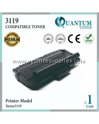 Fuji Xerox 3119 / CWAA0713 BK High Quality Compatible Laser Toner Black Cartridge for Fuji Xerox 3119 / WorkCentre 3119 Printer Ink